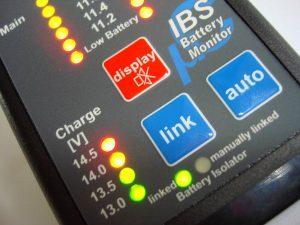 IBS-Doppelbatteriemonitor