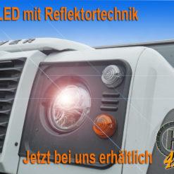 Nolden BI LED am Defender