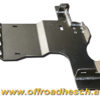 Getriebeschutz Defender, Aluminium