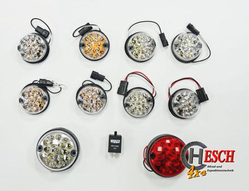 LED-Leuchtenkit weiss
