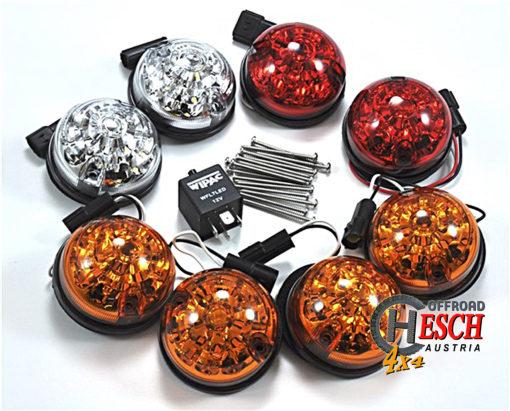 LED Leuchtenkit Defender 8-Teilig
