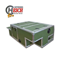 FrontCase Lightweight II - hohe Ausführung, für Fzge mit Wassertank