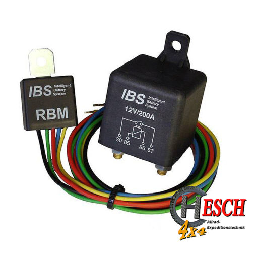 IBS RBM Kit - Relay Booster System