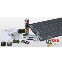 Solar Komplettanlage - Ultraflach